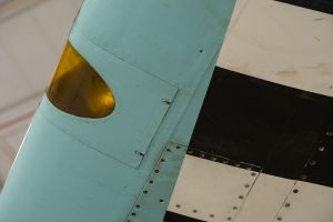 Landing light, wing leading edge